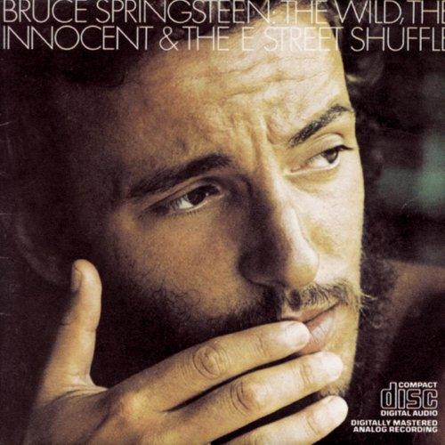 bruce springsteen greatest hits album art. Bruce Springsteen The Wild,