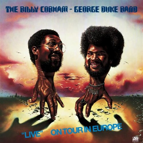 The Cobham George Duke Band Live On Tour In Europe