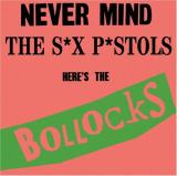 Various Artists Never Mind the Sex Pistols Heres the Bollocks