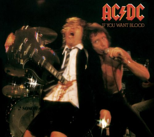 AC/DC If You Want Blood Youve Got It