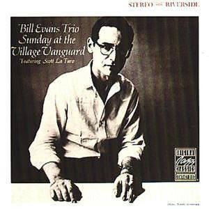Bill Evans Trio Sunday at the Village Vanguard