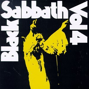 Black Sabbath Black Sabbath, Vol.4