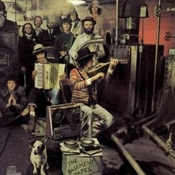 bob dylan the band the basement tapes album cover parodies