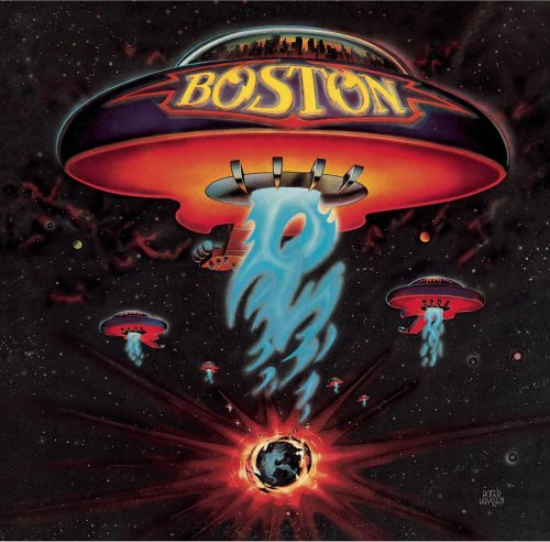 Boston: Boston Album Cover Parodies