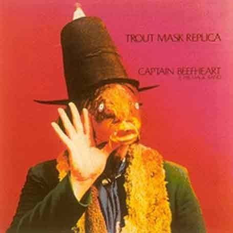 Captain Beefheart Trout Mask Replica