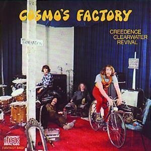 Creedence Clearwater Revival Cosmos Factory