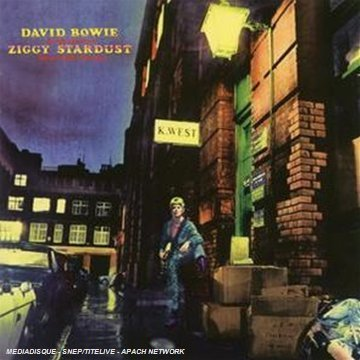 David Bowie The Rise And Fall Of Ziggy Stardust