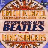 Erich Knuzel & Swingle Singers Kunzel: Perform Music of Beatles