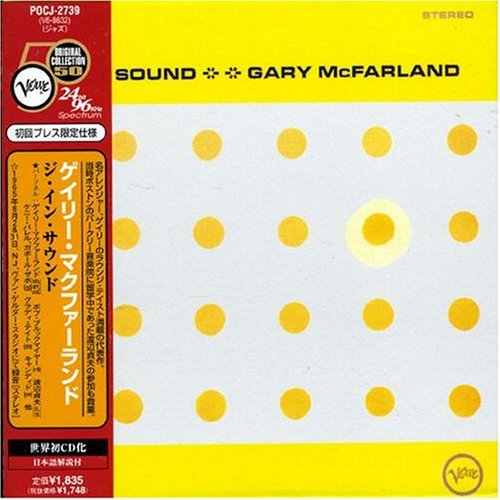 Gary McFarland The In Sound