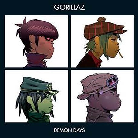 Favorite Album Cover - Page 2 Album-Gorillaz-Demon-Days