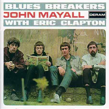 John Mayall & the Bluesbreakers Blues Breakers With Eric Clapton