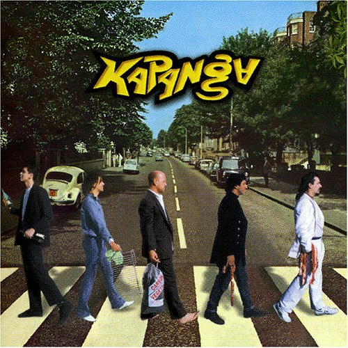 The Beatles: Abbey Road Album Cover Parodies