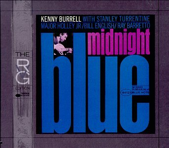 Kenny Burrell Midnight Blue