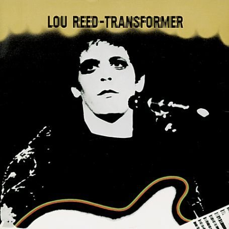 Cover on Lou Reed  Transformer Album Cover Parodies