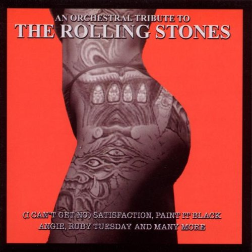 The Rolling Stones Tattoo You Album Cover Parodies