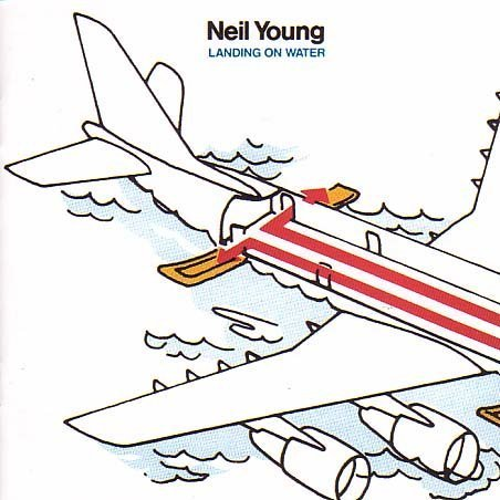 Neil Young Landing on Water