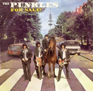 Hommage à Abbey Road Album-Punkles-For-Sale