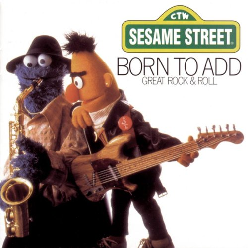 bruce springsteen born to run album cover. Sesame Street Born to Add