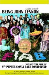 Sgt Peppers Only Dart Board Ban Being John Lennon (Poptomes)