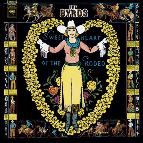 The Byrds Sweetheart of the Rodeo