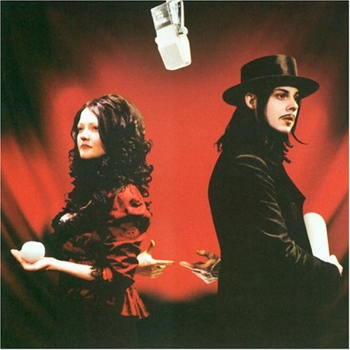 The White Stripes: Get Behind Me Satan Album Cover Parodies