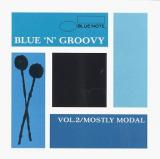 Various Artists Blue N' Groovy, Vol. 2: Mostly Modal