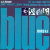 Various Artists Stax Blues Masters: Blue Monday