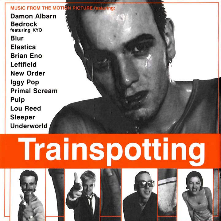 Various Artists Trainspotting: Music From The Motion Picture
