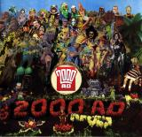 2000AD Comics 2000AD advent calendar