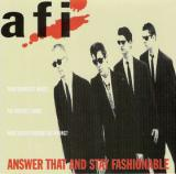 AFI Answer That and Stay Fashionable