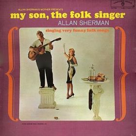 Music Trivia -> Actual Album Cover Parodies -> My Son, the Folk ...