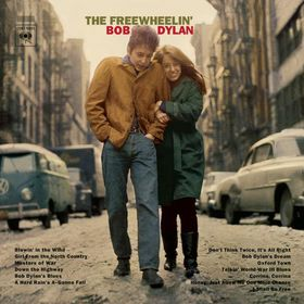 Bob Dylan The Freewheelin Bob Dylan