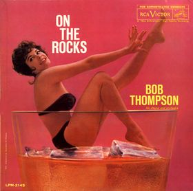Bob Thompson On the Rocks