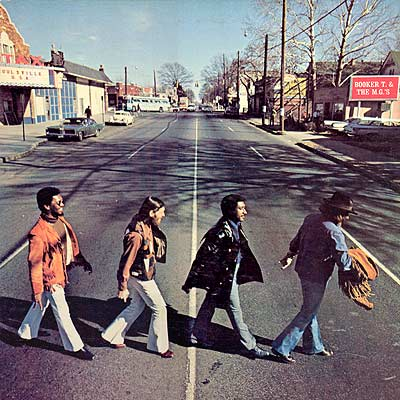 Hommage à Abbey Road Album_Booker-T--the-MGs-McLemore-Avenue
