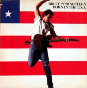 Bruce Springsteen Born in the U.S.A. Single