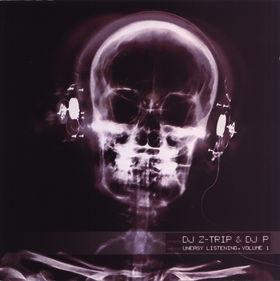 DJ Z-Trip and DJ P Uneasy Z Tripsalbum