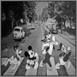 Disney Beatles Disney Road