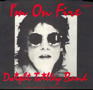 Dwight Twilley Band Im On Fire