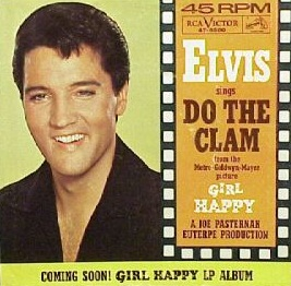Elvis Presley Do the Clam