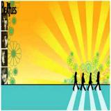 Generic The Beatles Sunset Silhouette