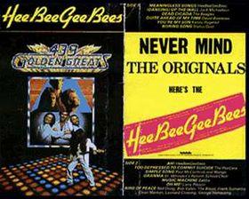 Heebeegeebees, The - 439 Golden Greats - Never Mind The Original's Here's The HeeBeeGeeBees
