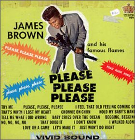 James Brown Please Please Please