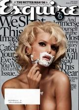 "Jessica Simpson on Esquire ""Jessica Simpson Shaving & Other Delights"""