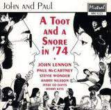 John Lennon A Toot and a Snore in 74