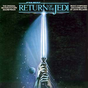 John Williams Star Wars: Return of the Jedi