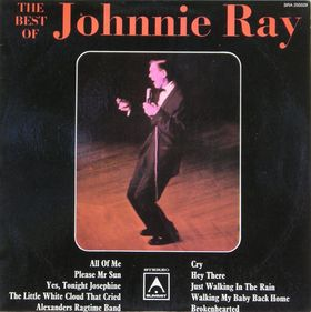 Johnnie Ray The Best of Johnnie Ray