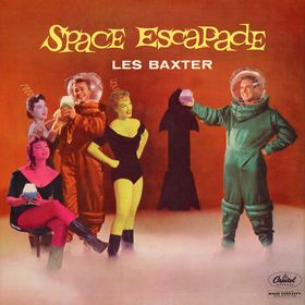 Les Baxter Space Escapade