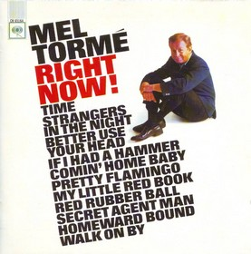 Mel Torme Right Now!