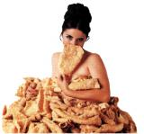 Michele Serros Chicharrones & Other Delights