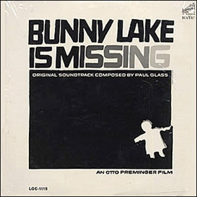 Paul Glass Bunny Lake Is Missing
